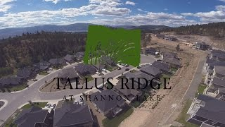 Tallus Ridge Overview