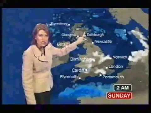 BBC Weather 18th February 2006