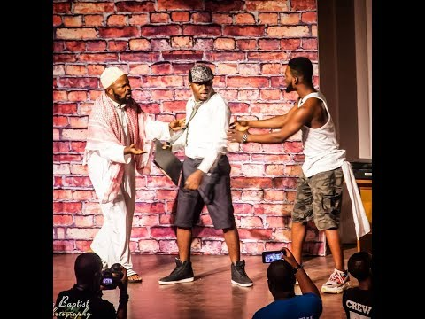 Anto, Seyi Law, Broda Shaggi, Chuks D general and many more, put on an exciting stage play.