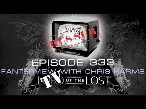 TV Of The Lost — Episode 333 — FanTerview with Chris Harms, rus sub   YouTube