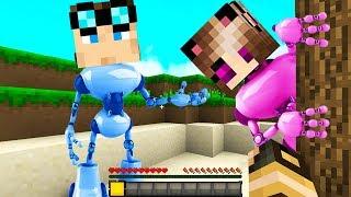 SIAMO DIVENTATI DEI ROBOT! - Casa di Minecraft #42