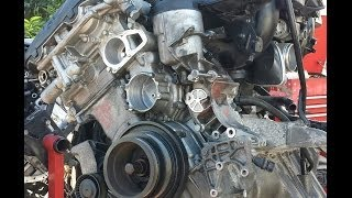 Part 2: BMW M54 Engine Disassembly (Intake Manifold and