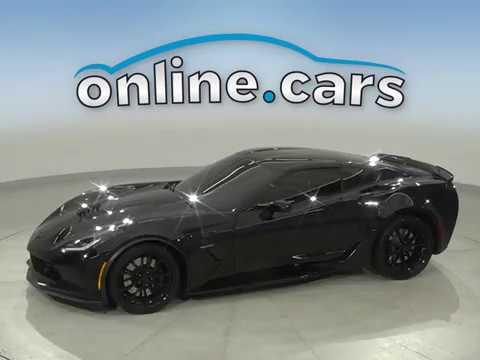 Pre-Owned 2018 Chevrolet Corvette Grand Sport