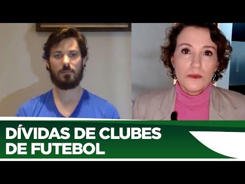 Marcelo Aro comenta aprovação da suspensão das dívidas de clubes de futebol - 19/06/20