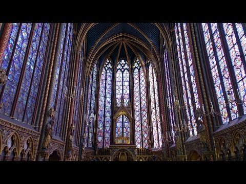 Sainte Chapelle Paris Video