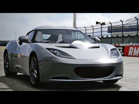 Forza Motorsport 3 Lotus Evora 2009 Test Drive Gameplay Hd 1080p60fps