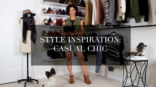 Style Inspiration: Casual Chic