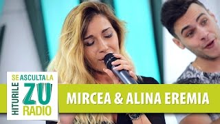Mircea Eremia Si Alina Eremia   Ilegal (Live La Radio ZU)