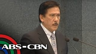 Market Edge: Sotto elected Senate president