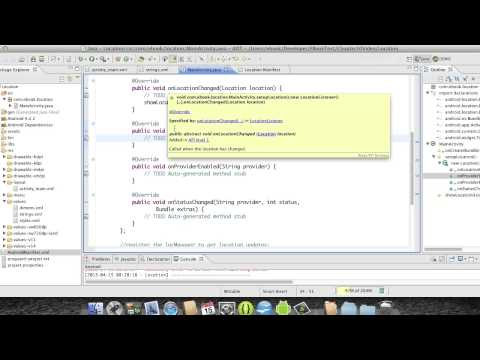 Android Development Course - Chapter 37 -  Location