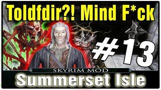 Skyrim Mods: Summerset Isle Part 13 - Tolfdir?! Mind F*ck!