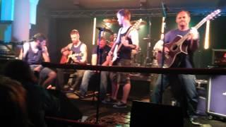 """Video Pawnshop - Králova žízeň Acoustic """" Live Rockový Ring 2014"""""""
