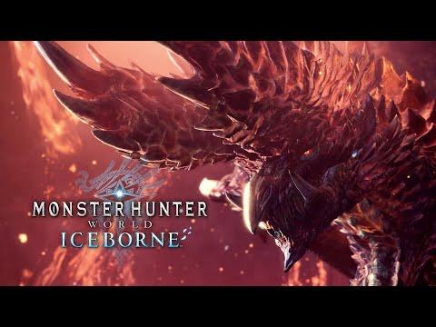 《魔物獵人世界:ICE BORNE》大型更新第四彈「煌黑龍」現身!