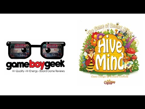 The Game Boy Geek Reviews Hive Mind