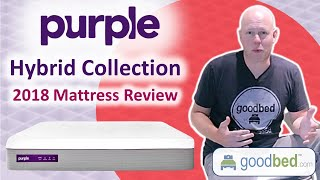 Purple Hybrid Premier Mattress Review by GoodBed.com