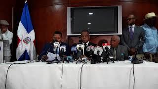 Alcántara y Martínez Pozo denuncian PGR realiza persecución en su contra
