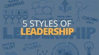 5 Different Types Of Leadership Styles | Brian Tracy