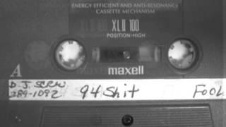 Dj Screw ft. Lil KeKe – Peepin in my window (instrumental)