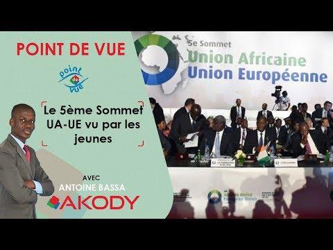 <a href='https://www.akody.com/cote-divoire/news/point-de-vue-le-5eme-sommet-ua-ue-vu-par-les-jeunes-314359'>Point de vue : Le 5&egrave;me Sommet UA-UE vu par les jeunes.</a>