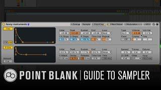 Ableton Live Tutorial: Advanced Guide to Sampler