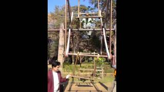 preview picture of video 'Butwal Nepal Rotary Park Wheel Rotary Int'l GSE Dec 2011.MOV'