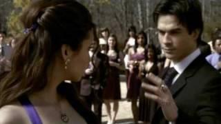 Дневники Вампира, Damon & Elena