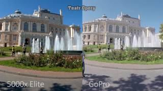 GoPro Hero 4 Silver vs SJCAM SJ5000X Elite