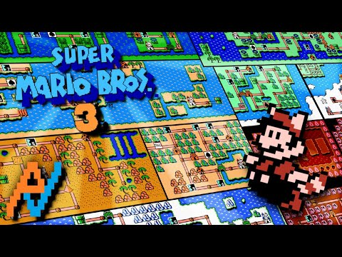 Not The Fastest Super Mario Bros 3 Speedrun Surely The Prettiest