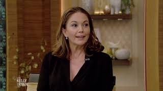 Diane Lane Talks About Filming Love Scenes