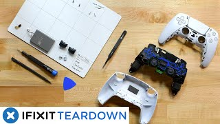 PS5 DualSense Controller Teardown: Controller Evolution
