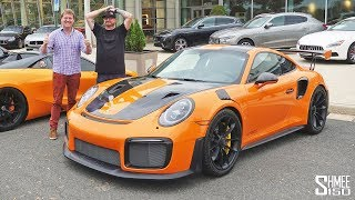 SAVAGE SUPERCAR SHOPPING! Buying a GT2 RS and Rolls-Royce