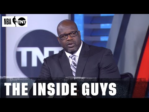 Shaq Reacts To the Events in Washington, D.C. | NBA on TNT