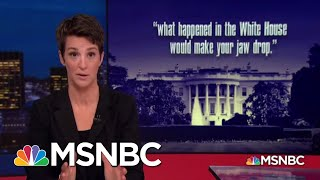 President Donald Trump Losses Mount As Cracks Form In Dam Of Secrecy | Rachel Maddow | MSNBC