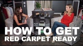 Dishing Red Carpet with Catt Sadler!