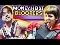Money Heist Bloopers And Funny Moments |🍿 OSSA Movies