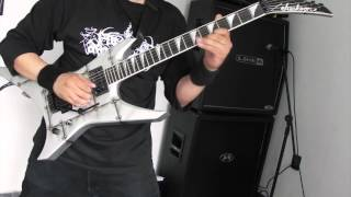 Chelsea Grin - Calling In Silence Ft. Nate Johnson Guitar Solo