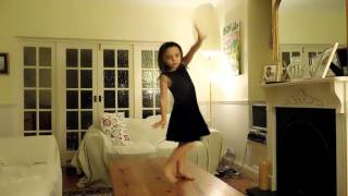 Dancing to David Bowie Speed of Life