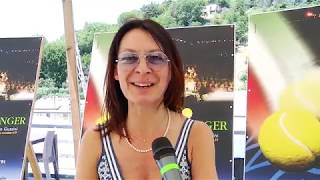 Cristina Gnocchini – Conferenza Stampa Guzzini Challenger 2019