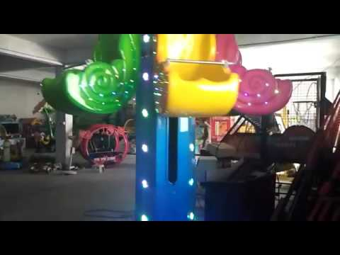 Ocean Revolving Lift Amusement Ride