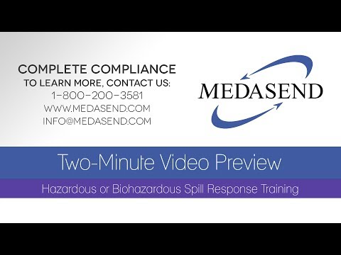 Spill Response Training - OSHA Safety and Workplace Training (Preview)