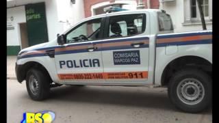Subcomisario Eduardo Alt Robo de una camioneta y un detenido