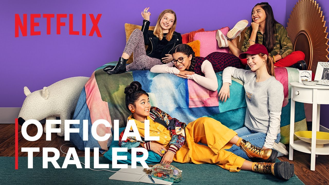 «Клуб нянек» | The Baby-Sitters Club Official Trailer | Netflix Futures