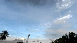 Time Lapse con Nikon P500 [1080p] - Venezuela