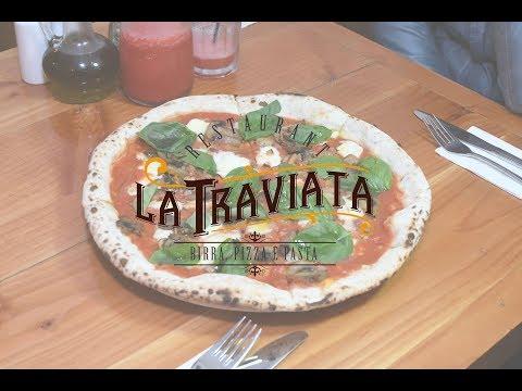 Restaurant La Traviata en Iquique