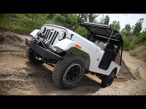 Mahindra ROXOR LE Review - First Drive