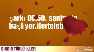 """Hande Yener """"""""Seviyorsun"""""""" Lyrics"""