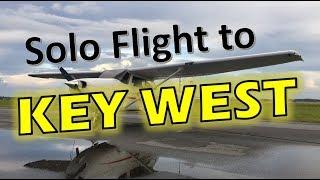 Aero Nerd's Solo Flight to Key West