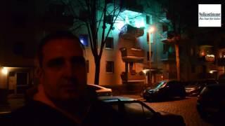 Der Lichtbalkon von Magdeburg