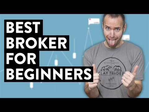 Best Online Stock Broker for Beginners in 2021? (how to start)