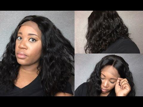 Fashion gabrielle union bob hairstyle indian remy hair glueless customer videos pmusecretfo Images